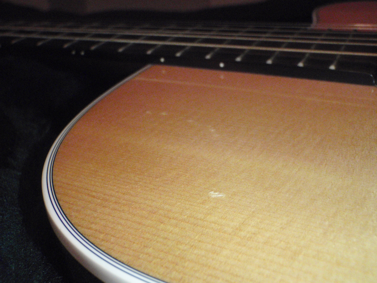 My first dings - repairable? - The Unofficial Martin Guitar